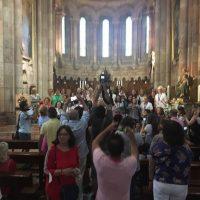 Covadongas en la Basílica