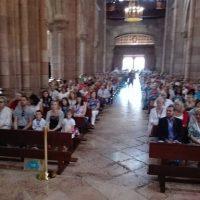 Reunión del Arraigo 2018 en la Basílica